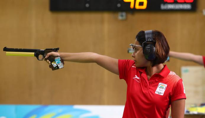 India will hold a Commonwealth Archery and Shooting Championships in January 2022 ©Getty Images