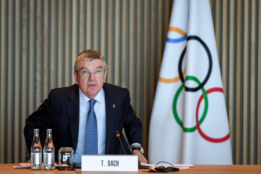Bach suggests Tokyo 2020 could be rescheduled before summer as taskforce created to address challenges