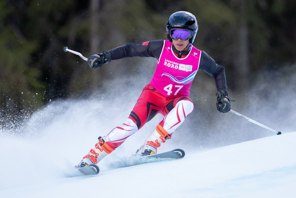 ALPINE SKIER BECOMES FIRST TRINIDAD AND TOBAGO ATHLETE TO COMPETE AT WINTER YOG