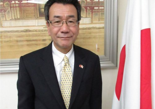 Japan's Ambassador to T&T: We're committed to hosting safe Olympics